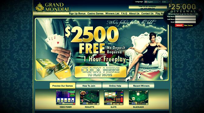 Grand Mondial Online