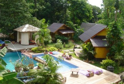 Kwaimaipar Orchid Resort Spa & Wellness - Bai Land Beach - Koh Chang