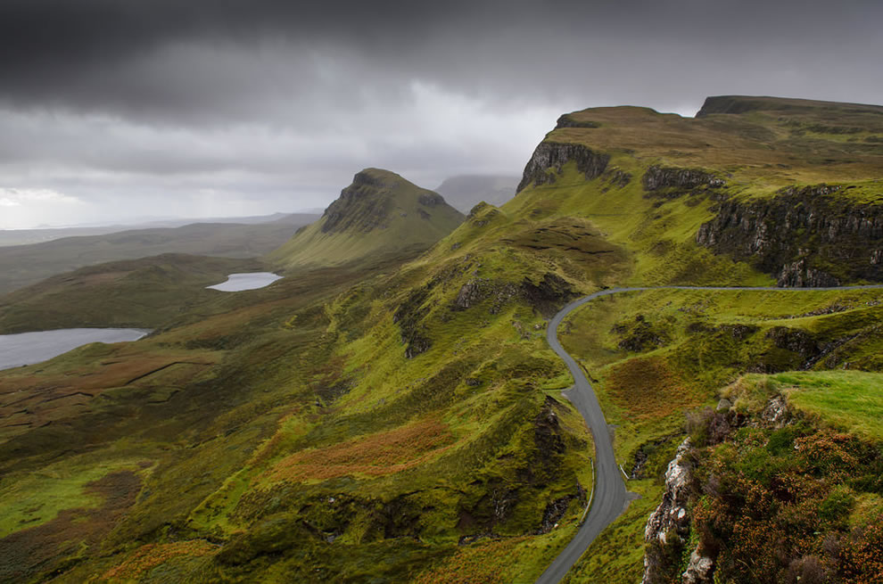 Green of Quiraing