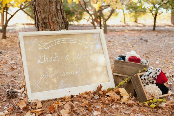 rustic-christmas-wedding-ideas-seating-chart-sign