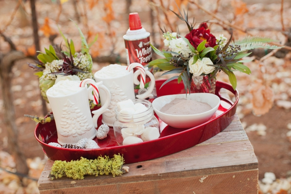 rustic-christmas-wedding-ideas-hot-chocolate-station