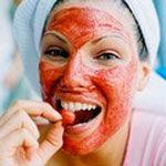 Делаем правильные фруктовые маски лица
