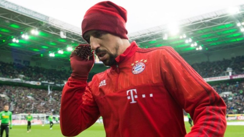 Ribery: Ancelotti wanted me at Chelsea and likes me as a player