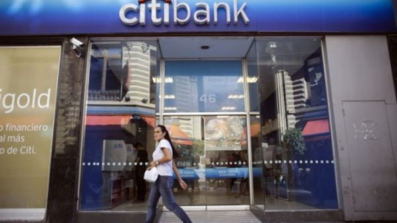 Citibank to drop consumer banks in struggling South America