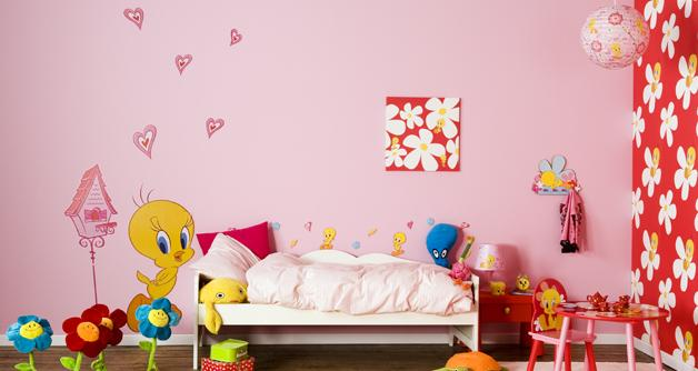 dětský pokoj - tweety