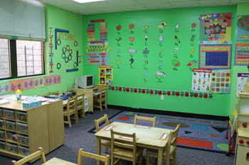 Room Decorating Ideas for Day Care Center