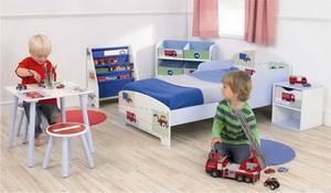 inspirace pro dětský pokoj pro kluky