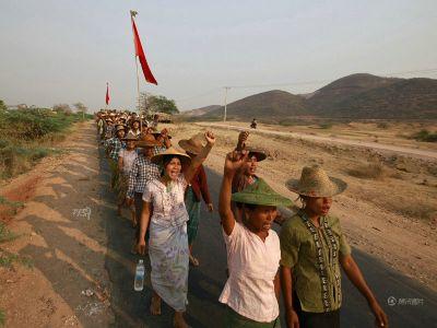 民选政府下的缅甸改革