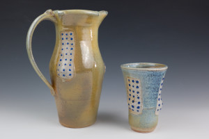 Zachary Mickelson, Soda Fired Ceramic
