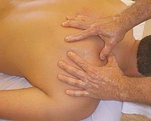 Esalen Massage Bild über Rückenmassagen