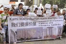 Penang housing woes