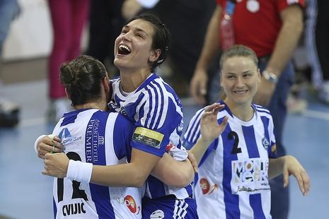 Cristina Neagu A Castigat Liga Campionilor Buducnost Podgorica Maris Dava