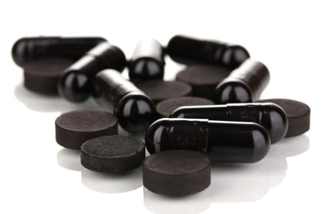 Уголь фармакологический