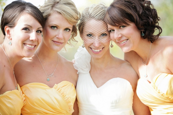 30-beautiful-bridesmaids-hair-calgary-yellow-dresses