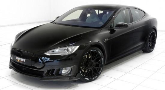 Brabus Tesla Model S P90D