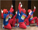 世界街舞大赛冠军个人表演