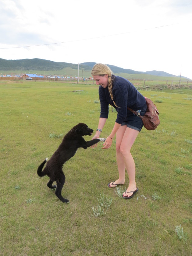 Colleen Brynn Travels, Mongolia