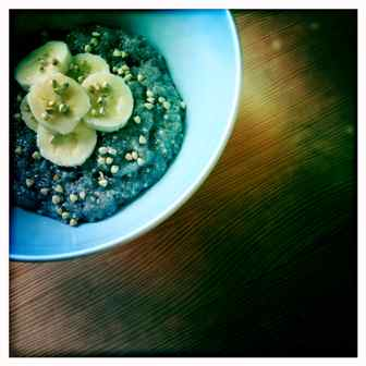Chia seeds: super food breakfast for sustained energy & steady weight loss