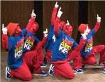 2011世界街舞大赛popping冠军表演