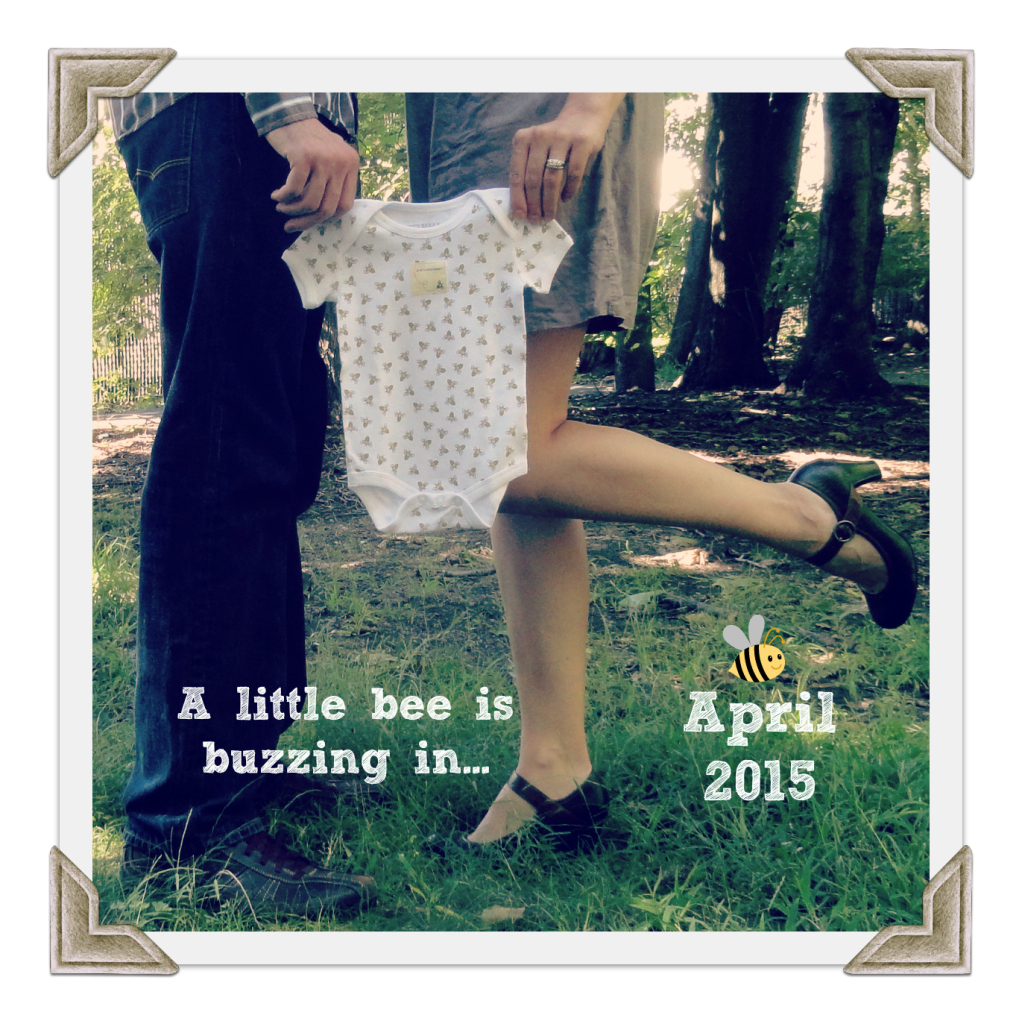 Baby Bee Due April 2015!