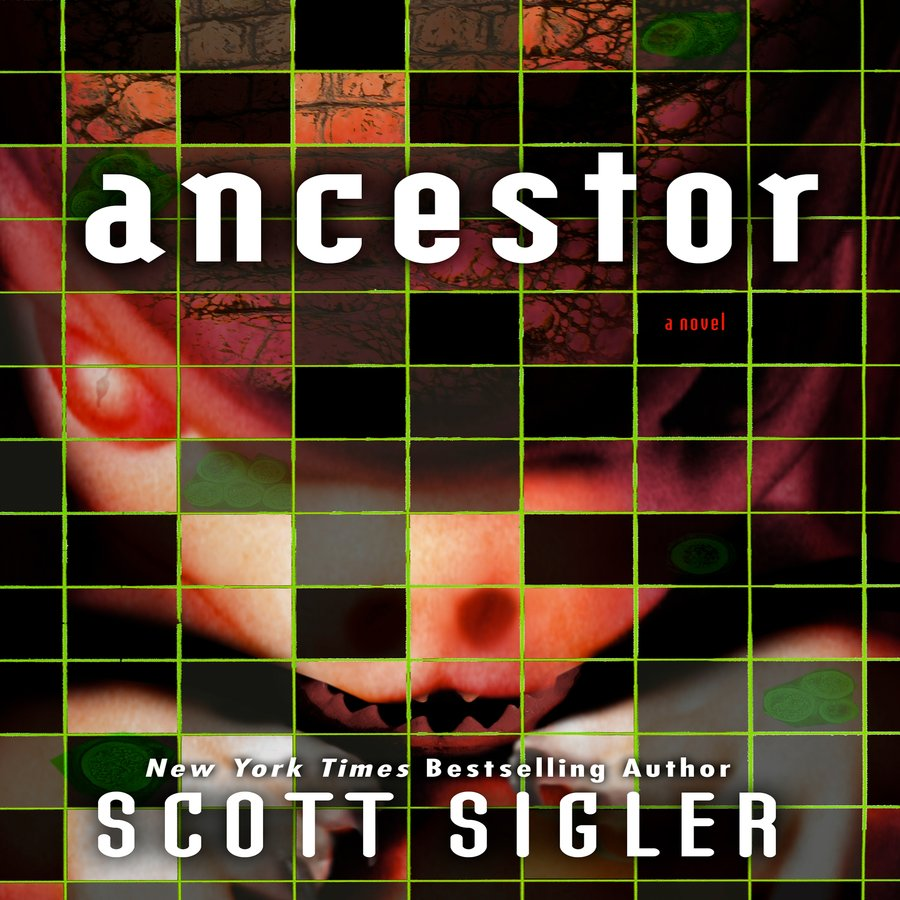 Cover for 'Ancestor'