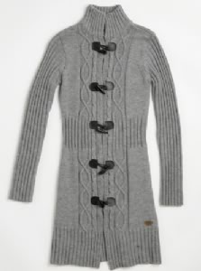 Troworths Toggle Knit