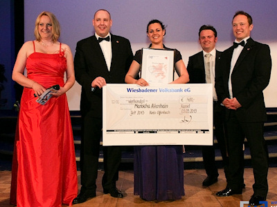 Junior of the Year 2013 - Marischa Altenhein