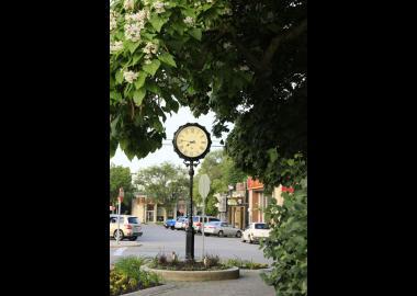 Westdale Village Clock