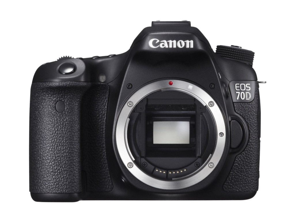canon eos 70D camera