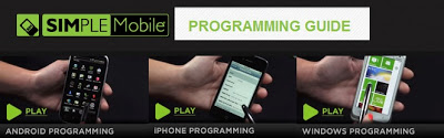 simple mobile programing