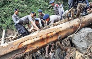 17 killed, 4 missing in western Indonesia floods