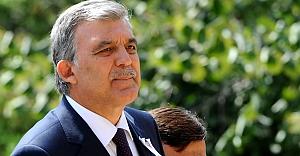 Abdullah Gül#039;den AKP kongresine...