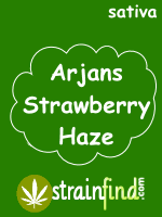 Arjan's Strawberry Haze