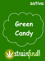 SATIVAgreencandy