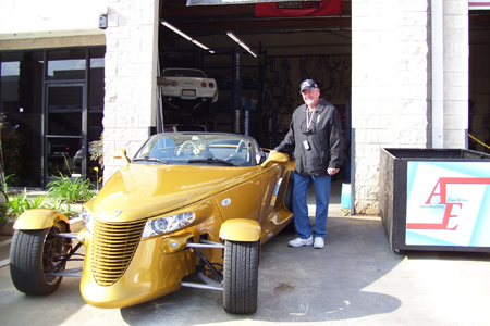 2002 Plymouth Prowler - Huntington Beach, CA