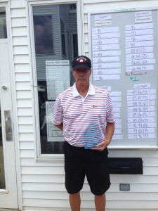 Chris Lopes Super-Senior Club Champion