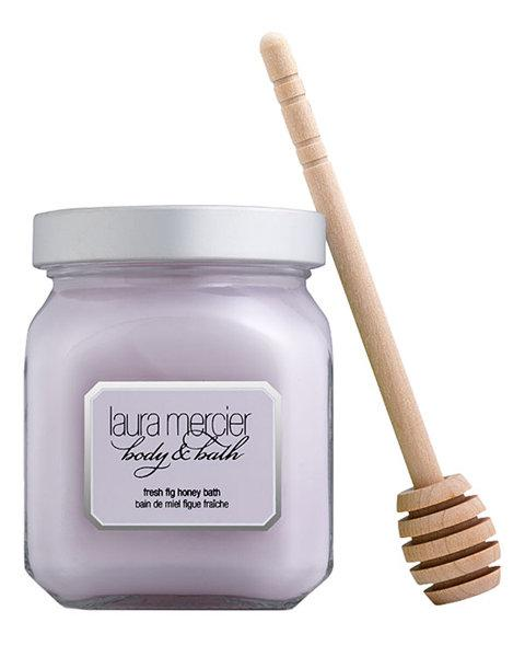 5. Laura Mercier Fresh Fig Honey Bath
