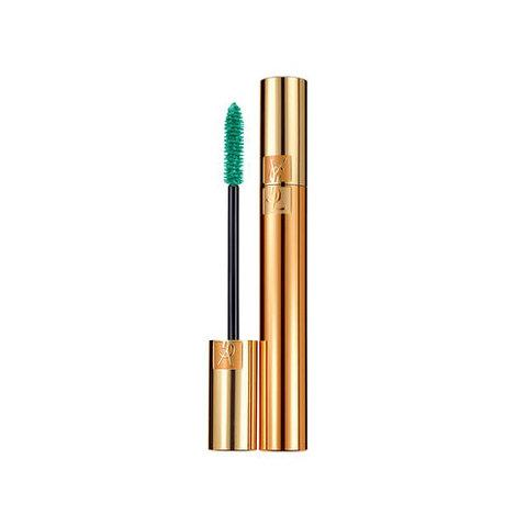 3. Yves Saint Laurent Mascara Volume Effet Faux Cils in Hippie Green