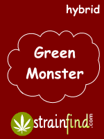 HYBRIDgreenmonster