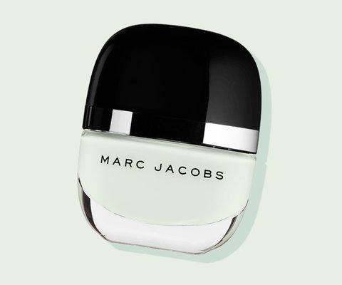 4. Marc Jacobs Enamored Hi-Shine Nail Polish in Good Friday