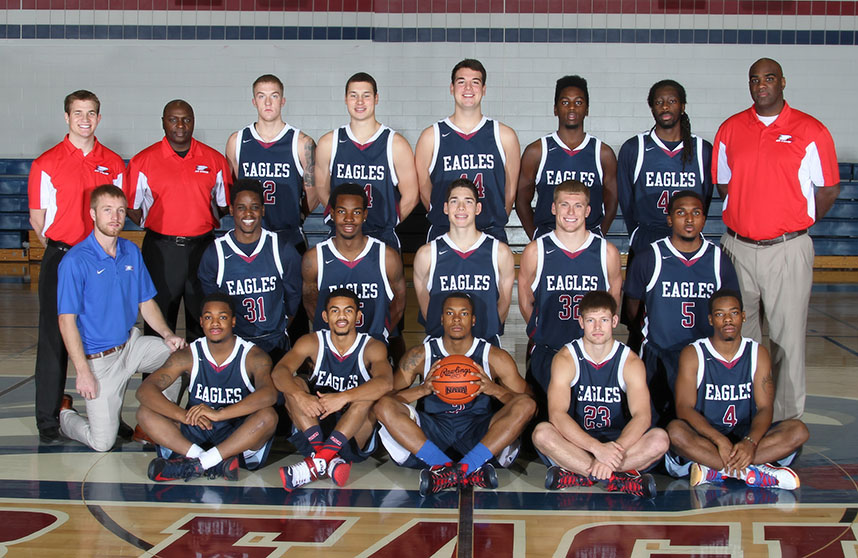 Photo for AIB men's basketball 2014-15 season comes to an end