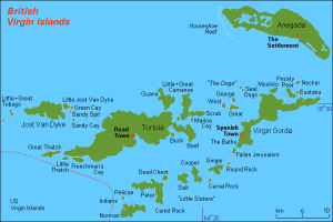 British Virgin Islands Sea Legs