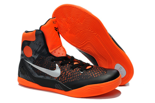 Nike Kobe 9 Elite Womens Custom Black orange