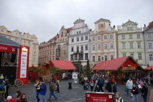 Южная сторона Староместской площади