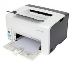 富士施乐CP105b彩色激光打印机 a4彩色照片打印机家用办公免换鼓 富士施乐CP105b
