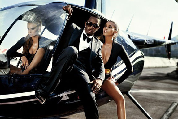 Is Diddy the Entrepreneur Version of James Bond?