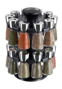 Herb and Spice Organization