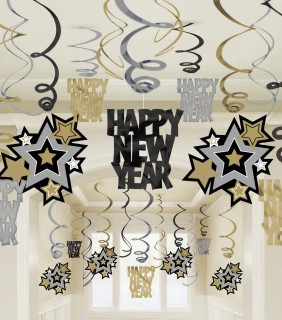 Celebrate A New Year's Eve