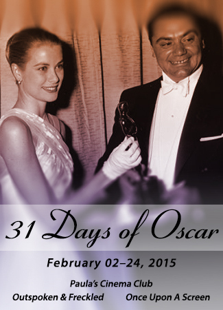 31 Days of Oscar Blogathon banner 2015