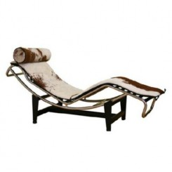 Bel Air Pony Skin Chaise Lounge